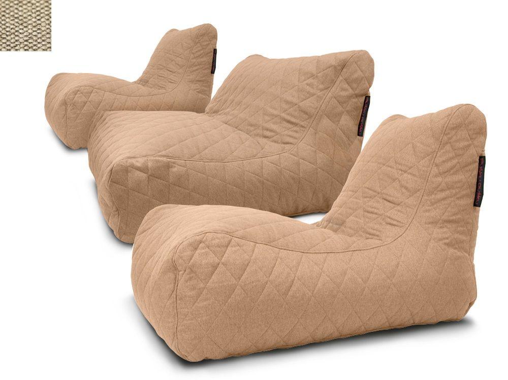 Sedací souprava Lounge Quilted Nordic Beige