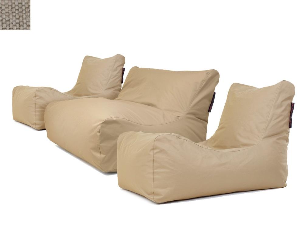 Sedací souprava Lounge Home Ivory