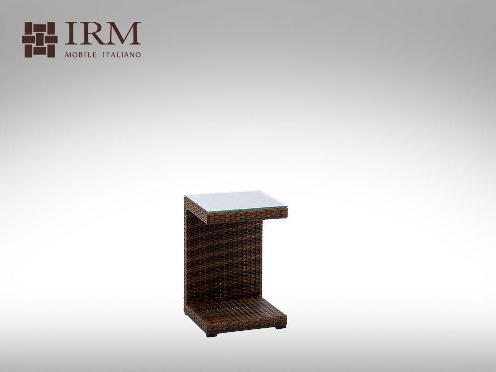 Umělý ratan - stolek Onde A