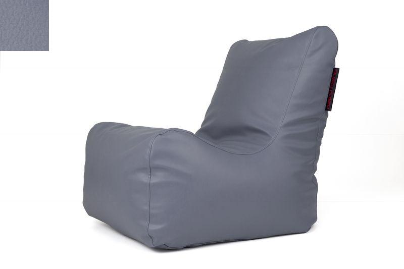Sedací vak - venkovní křeslo Seat Grey