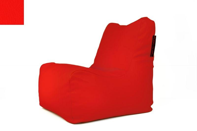 Sedací vak - venkovní křeslo Seat Red