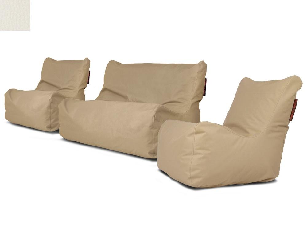 Venkovní sedací souprava Seat Beige