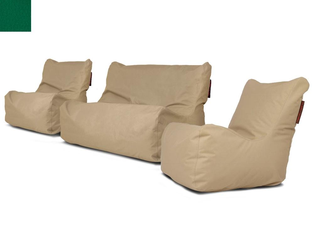 Venkovní sedací souprava Seat Green