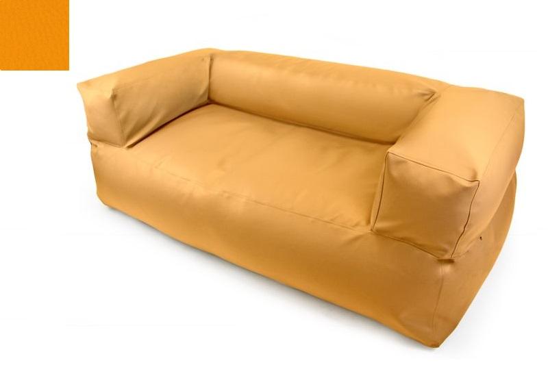 Venkovní sofa Moog Yellow
