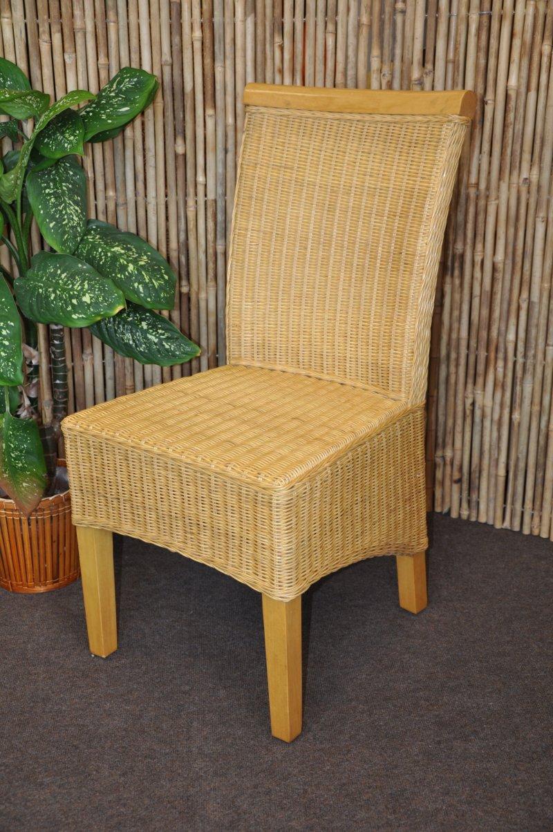 Ratanová židle Lari medová