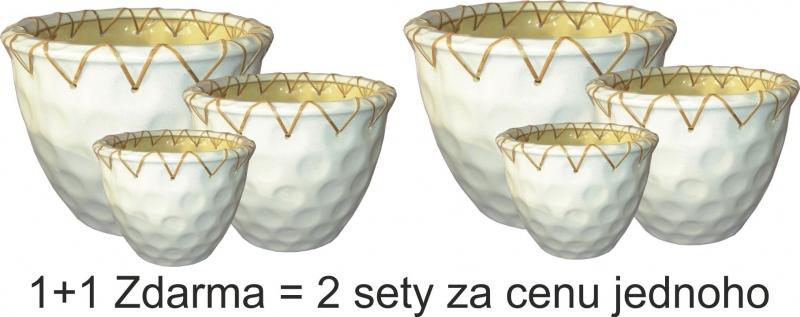 Keramický obal vzor 1877 1+1 zdarma - 2 sety