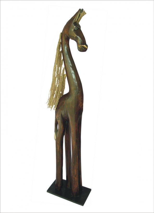 Kůň stojící  120 cm
