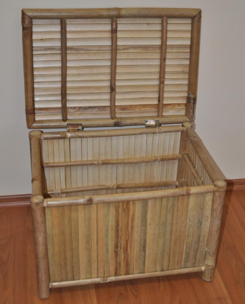 Truhla bambusová velikost XL