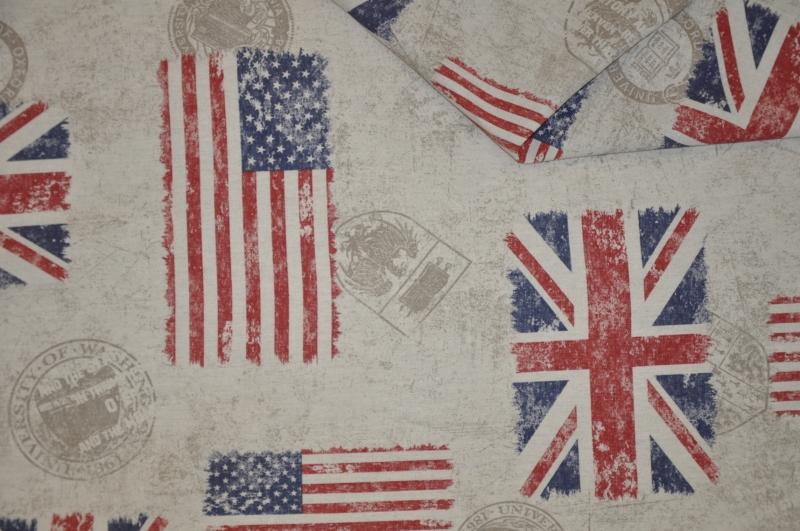 Látka Mihra motiv vlajky
