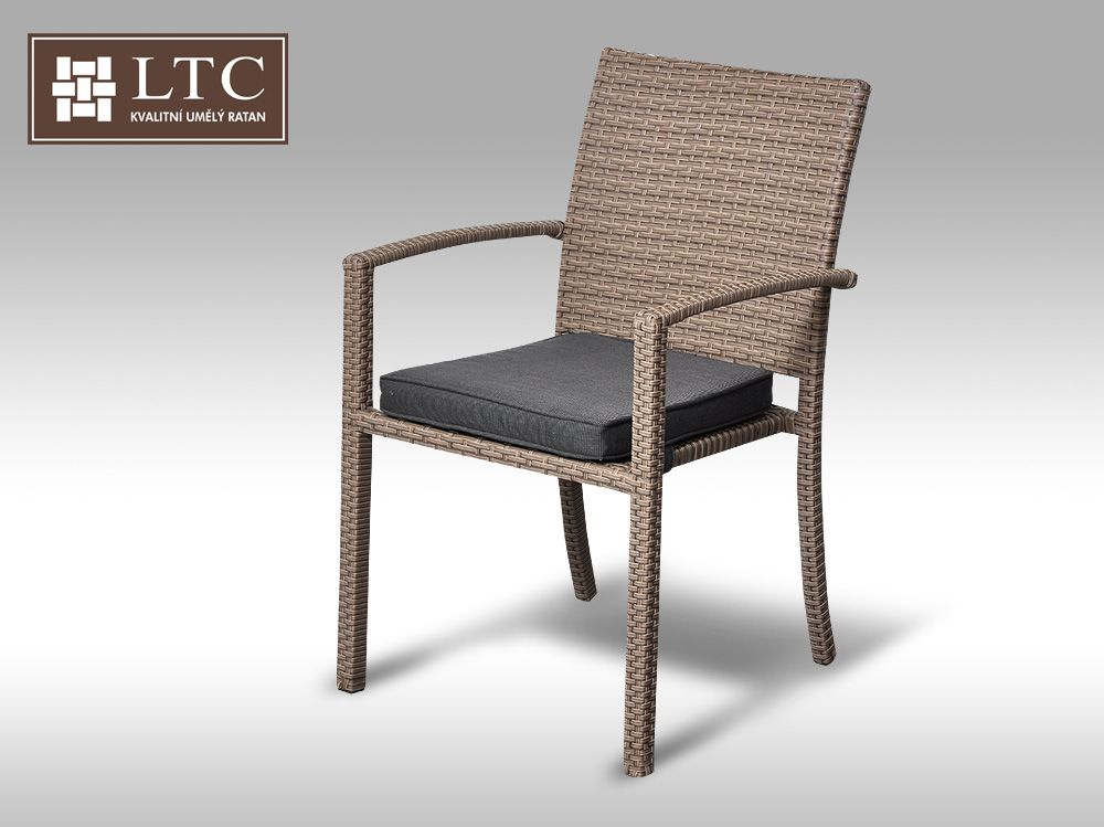 Židle z umělého ratanu Armino - VZHLEDOVÉ VADY 2